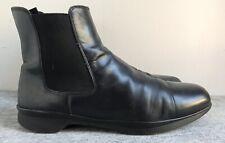 PRADA Chelsea Boot, Black, Size US 11 (UK 10), GC