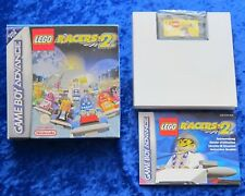 LEGO Racers 2, GBA GameBoy Advance Spiel, OVP Anleitung
