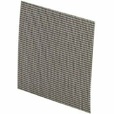 8096 Screen Repair Patch, 3-Inch X 3-Inch, Charcoal,(Pack of 5)