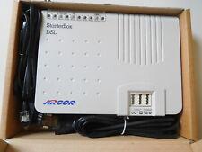 2 x ARCOR DSL StarterBox sphairon 2917 285981 8 für 2 Leitungen