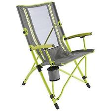 Comfortable Steel Frame Unisex Bungee Sling CAMPING CHAIR With Arm Balustrade
