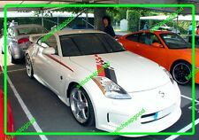 Nissan Nismo S-Tune Bonnet & Stripe Decal For 350Z 370Z Silvia Tiida Cube March