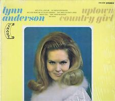 LYNN ANDERSON Uptown Country Girl Chart Vinyl LP 33 Country Album EX Stereo 1970