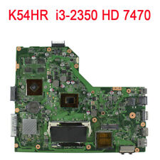 For ASUS X54HR Motherboard X54H X54HY K54HR REV:3.0 Mainboard With  i3 Processor