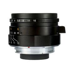 7artisans 35mm F2.0 Manual Focus Lens for Leica M mount Full Frame Cameras