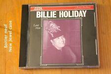 Billie Holiday - Lover Man - Jazz - 17 titres - Boitier neuf - CD