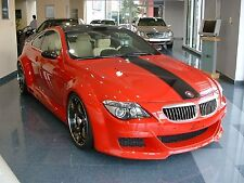 BMW 6 Series Widebody kit fitment for 2004 to 2010 E63 E64 M6 630i 645i 650i