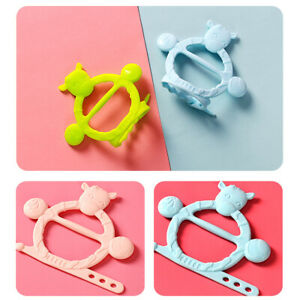 Chew Toys Hand Grip Ergonomics Baby Teether Dental Care Food Grade Silicone Safe