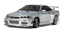 Tamiya 58605 1/10 RC Car TT02-D Drift Spec Nissan Nismo Skyline GT-R R34 Z-Tune