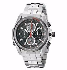 Bulova Men's 98B270 Precisionist UHF Chronograph Black Dial Sport 48.5mm Watch