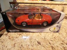 Hot Wheels Ferrari 550 Barchetta