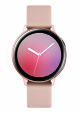 Samsung Galaxy Watch Active 2 44mm Aluminum Case with Sport Band Smartwatch - P…