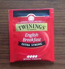10 x Twinings Tea Bags - English Breakfast - Extra Strong  NEW