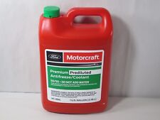 Genuine Ford Fluid VC-5DIL Premium Pre-Diluted Antifreeze Coolant - 1 Gallon
