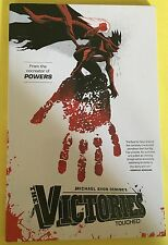 VICTORIES: TOUCHED VOL. 1 TPB MICHAEL AVON OEMING Dark Horse Comics 2013 TP