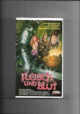 """2 VHS """"Flesh and Bone (1993) """"F&B"""" Gwyneth Paltrow & Rutger Hauer (Keine DVD)"""