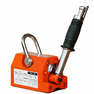 Permanent Magnet Crane Magnetic Lifter Heavy Duty Crane Hoist Lifting Magnet new