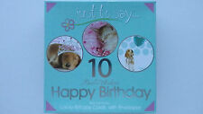 Box of 10 Cards + Envelopes (Choice of Birthday, Mixed Occasions or Thank You)