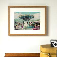 Retro Photography Vintage Photo Art Print Nostalgia Quirky Gift Idea for Him Her