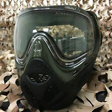 NEW Sly Profit Thermal Anti-Fog Paintball Mask Goggle Series - Olive Green