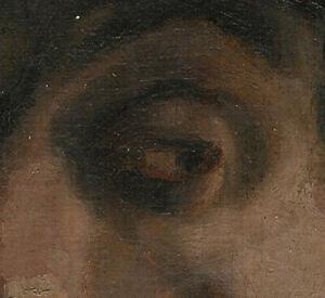 Vincent van Gogh Self-Portrait in Paris Vincent (Attributed to)