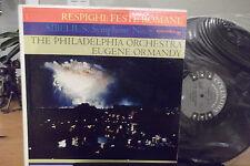 SIBELIUS SYMPHONY NO.7 RESPIGHI FESTE ROMANE 6 EYE COLUMBIA  LP NM