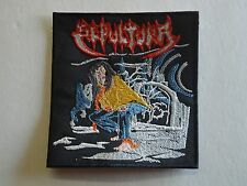 SEPULTURA ESCAPE TO THE VOID EMBROIDERED PATCH