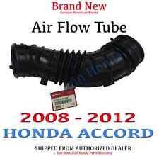 2008 - 2012 Honda ACCORD Genuine AIR CLEANER Air Flow Tube OEM 17228-R42-A00