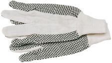 Genuine DRAPER Non-Slip Cotton Gloves - Large | 27602