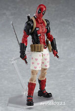 Figma EX-42 X-Men Deadpool DX Ver. PVC Action Figure Toy Collection Gifts