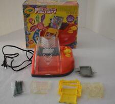 "Crayola Melt"" N Mold Factory Works"