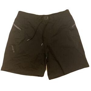Hylete Above Knee Shorts Black Athletic Gym Crossfit Men's XL