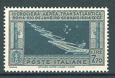 ITALIEN Luftpost 1930 MiNr. 361 (*) REPRINT Fälschung