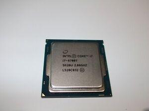 Intel Core i7-6700T 2.8GHz Quad Core 8 Thread CPU Processor SR2BU LGA1151