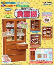 Re-Ment Dedicated Display Miniature Dollhouse Petit Grain Color Kitchen Cupboard