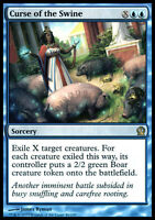Curse of the Swine   VO -  MTG Magic (EX)