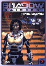 Shadow Raiders 7 - Time Bomb ( Kinder Anime ) DVD NEU OVP