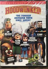 Hoodwinked (DVD, 2006, Full-Screen Version) NEW SEALED