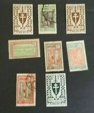 Cameroun, small lot of old stamps