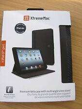 Xtreme Mac Premium Folio Estuche de ángulo de visión múltiple Soporte para iPad Mini 5TH Generación Nuevo Y En Caja