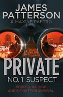Private: No. 1 Suspect: (Private 4), Patterson, James, Very Good Book