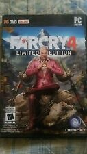 Far Cry 4  PC DVD 2014 Clamshell Case(ArtWork) Booklet 3 Disc