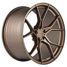"19"" STANCE SF07 FORGED BRONZE CONCAVE WHEELS RIMS FITS BMW E92 328i 335i"