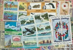 Palau-Islands Stamps 200 different stamps