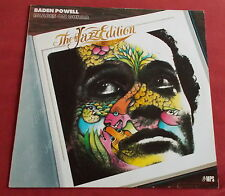 BADEN POWELL LP ORIG  IMAGES ON GUITAR  THE JAZZ EDITION  MPS
