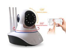 HD 1080P Cámara de Vigilancia WiFi CCTV para Bebé Mascota con Micrófono Altavoz