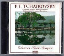 TCHAIKOVSKY - Romeo Y Julieta, Barcarola - SPAIN CD Promoway 1995 - Nuevo / New