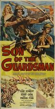 Son of the Guardsman - Cliffhanger Movie Serial DVD  Robert Shaw