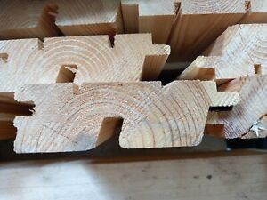 Spruce Cladding HARMONY 36mm x 120mm x 4m