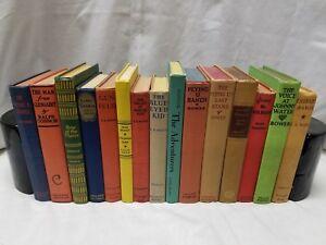 Vintage/ Antique/ Decorative/ Old Hardback Décor Book Lot -Choose Your Theme-